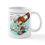 Ferret Pill 11 Oz Ceramic Mug Mugs