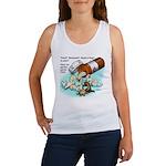 Ferret Pill Women's Tank Top