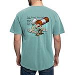Ferret Pill Mens Comfort Colors Shirt T-Shirt