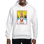 CRIME BUSTER(American Cowboy) Hooded Sweatshirt