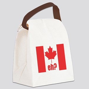 Canada Eh? Canvas Lunch Bag