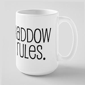 Maddow Rules. Large Mug