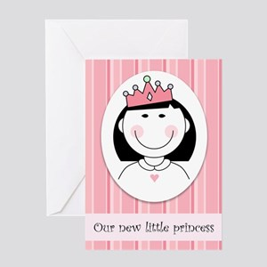 Princess Greeting Card