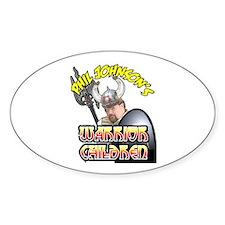 Phil's Warrior Children Sticker