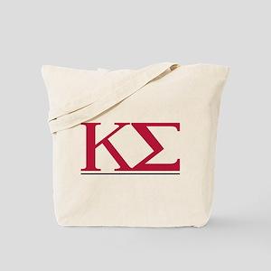 Kappa Sigma Letters Tote Bag