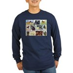 BTstamps3 Long Sleeve T-Shirt