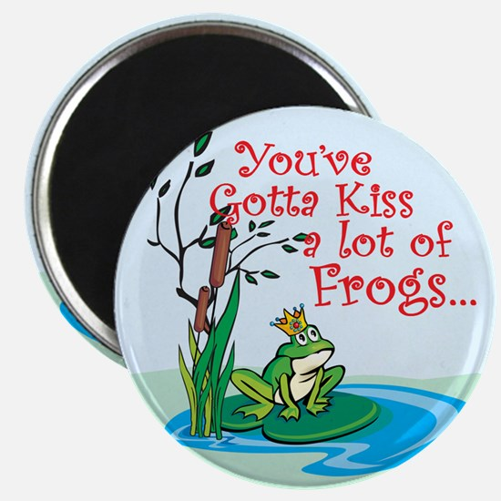 Frog Prince items Magnet