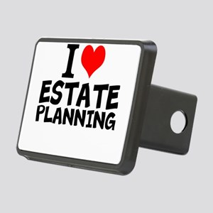 I Love Estate Planning Hitch Cover