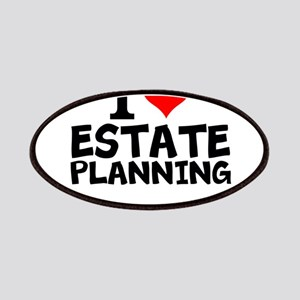 I Love Estate Planning Patch