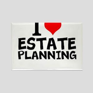 I Love Estate Planning Magnets