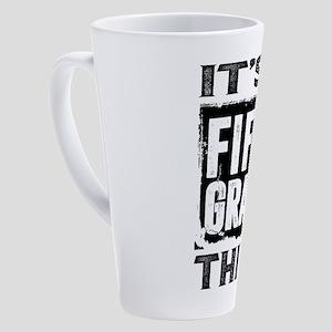 Fifth Grade Thing 17 oz Latte Mug