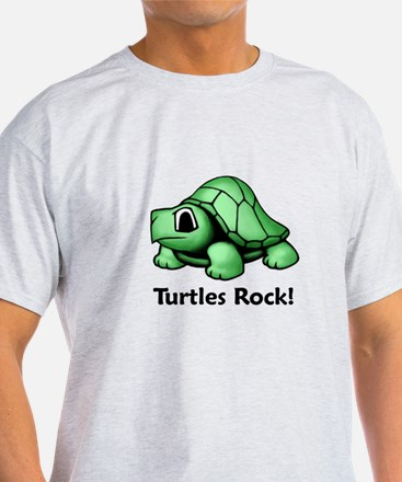 Turtles Rock! T-Shirt