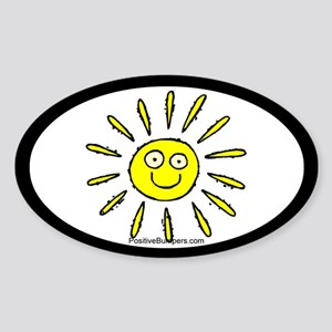 Goofy Happy Sun