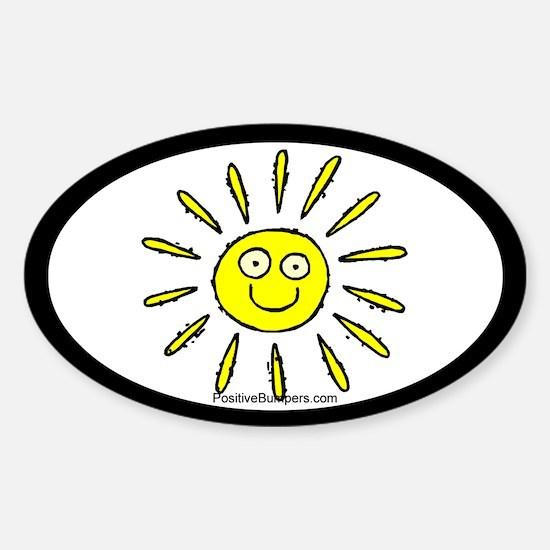 Goofy Happy Sun