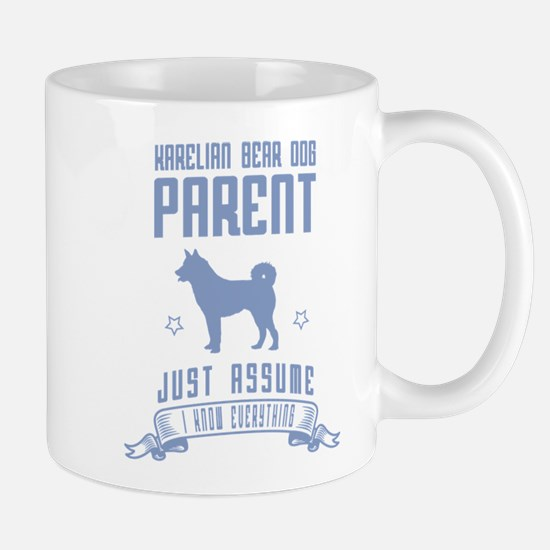 Karelian Bear Dog Mug