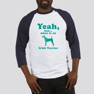 Irish Terrier Baseball Jersey