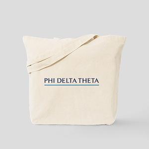 Phi Delta Theta Tote Bag