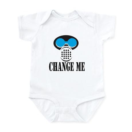 Change Me Infant Bodysuit