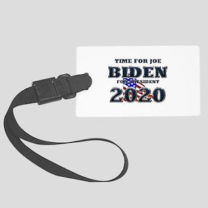 Biden 2020 Large Luggage Tag