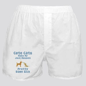 Jack Russell Terrier Boxer Shorts