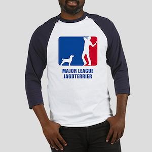 Jagdterrier Baseball Jersey