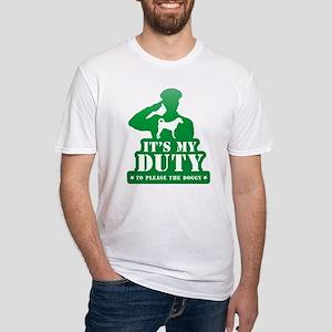 Kangal Dog Fitted T-Shirt