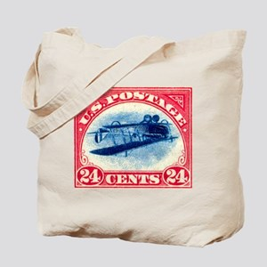 Inverted Jenny Tote Bag