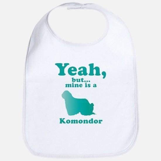 Komondor Bib