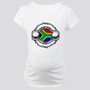 South Africa Golf Maternity T-Shirt