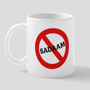 Anti-Sadaam Mug