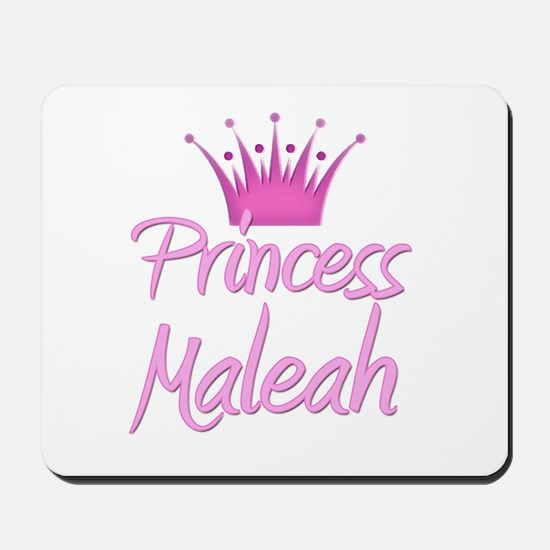 Princess Maleah Mousepad
