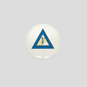 OES Adah Mini Button