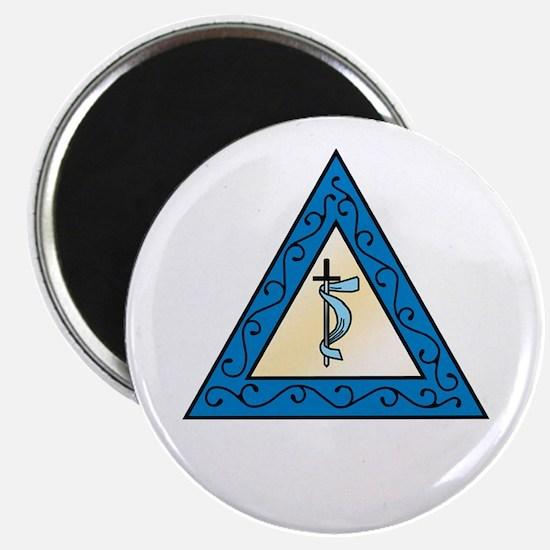 """OES Adah 2.25"""" Magnet (10 pack)"""