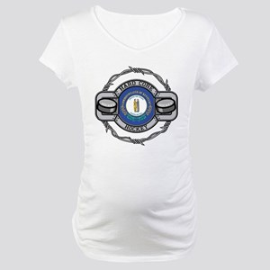 Kentucky Hockey Maternity T-Shirt