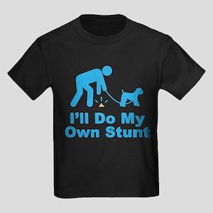 Kerry Blue Terrier Kids Dark T-Shirt