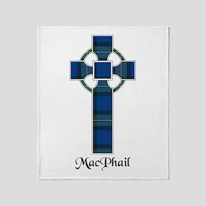 Cross-MacPhail hunting Throw Blanket