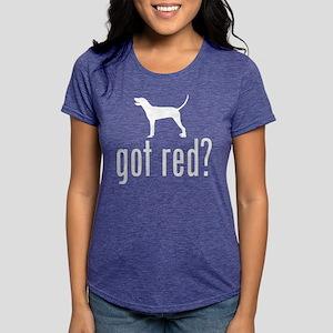 redbone coonhound g copy T-Shirt