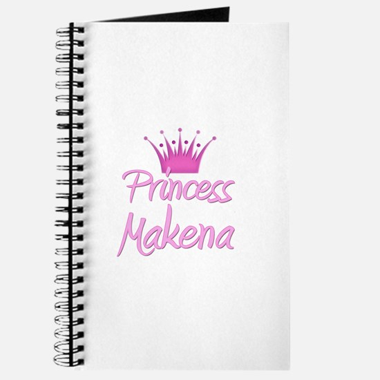 Princess Makena Journal
