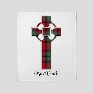 Cross-MacPhail Throw Blanket