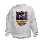 USS FISKE Kids Sweatshirt