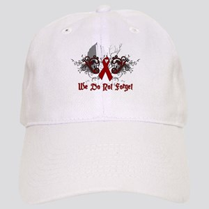 We Do Not Forget-AIDS Cap