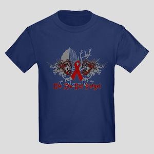 We Do Not Forget-AIDS Kids Dark T-Shirt