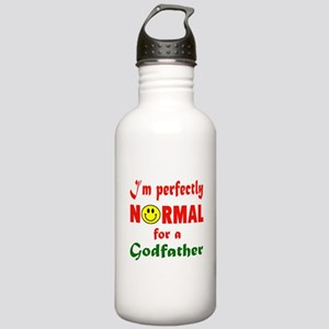 I'm perfectly normal f Stainless Water Bottle 1.0L