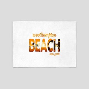 New York - Westhampton Beach 5'x7'Area Rug