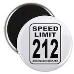 "American Autobahn 2.25"" Magnet (10 pack)"