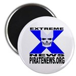 Pirate News Magnet