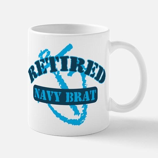 Unique Navy brat mom Mug