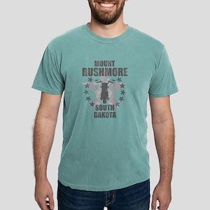 Mount Rushmore Motorcycle T-Shirt