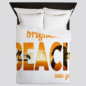 New York - Brighton Beach Queen Duvet
