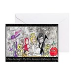 Don Giovanni Halloween Greeting Cards (Package of